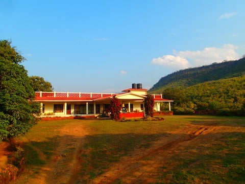 The Barsana. A place to unwind from  hectic life