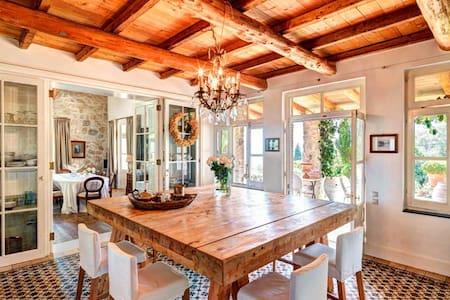 Villa Cecilia boutique maison. - Kerkira