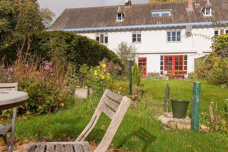 Met uitzicht op Kasteel de Cloese! - House