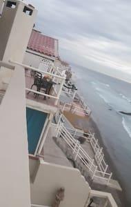 Ocean view Condo San Antonio del mar - San Antonio del Mar