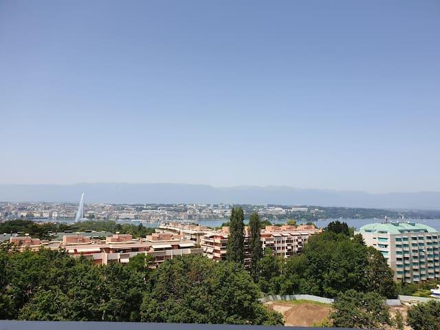 Amazing Lake&City View - 2BR Apartment
