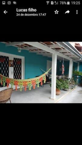 Quarto 2 Casa Azul