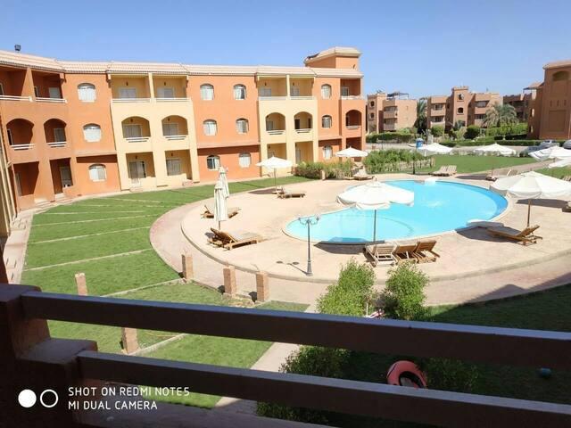 Chalet in el wadi resort alain alsokhna