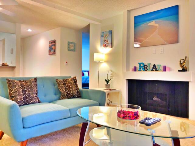 Marvelous  2 bedroom apt in Marina del Rey