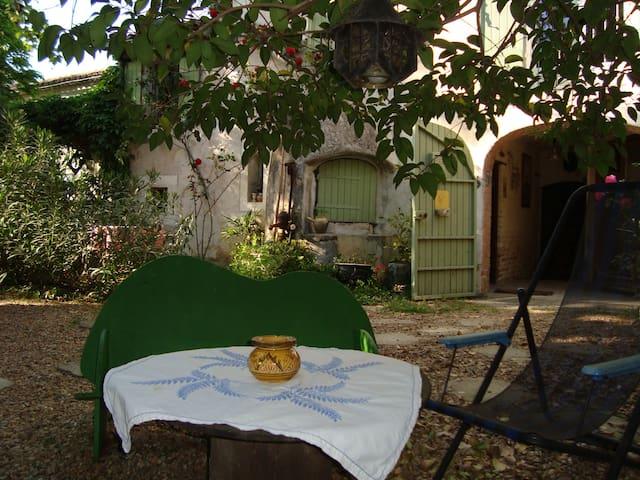 """Gîte """"Des fées et des Geste(s)"""" près d'Anduze - Anduze - Apartamento"""