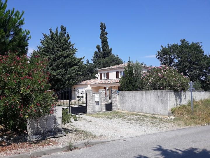 location été villa provençale