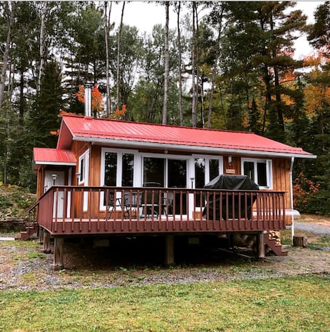 Standing Pines Lodge - Twin Cedars Cottage