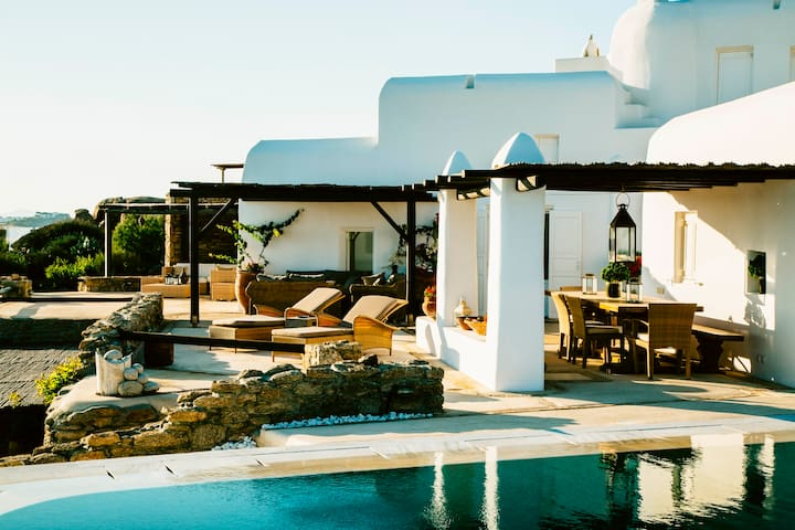 Presidential Villa Private Pool & Stunning view