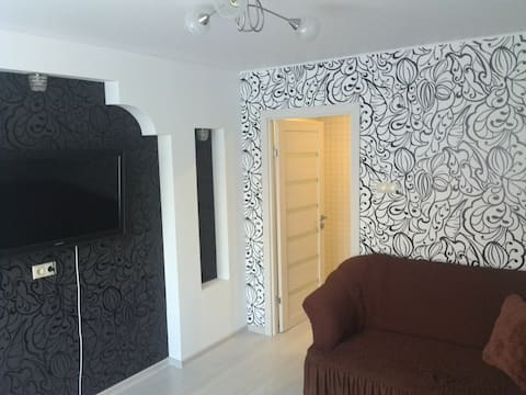 Уютная квартира в Нерехте