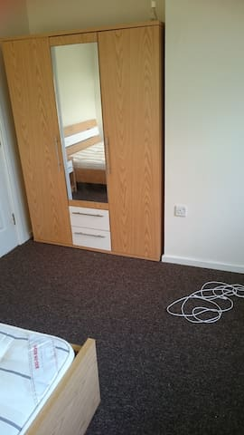 Comfortable rooms situated in Peterborough