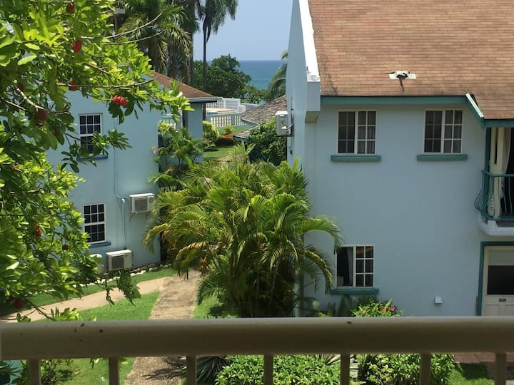 Point Village Resort 1 Bedroom Ocean View Condo