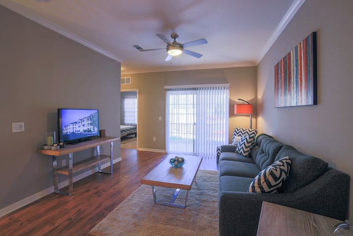 Relax in an apt of your own | 3BR in Charlotte