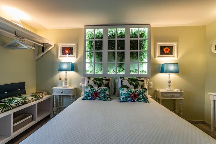 My Bed in Pico - Romantic Natura Room