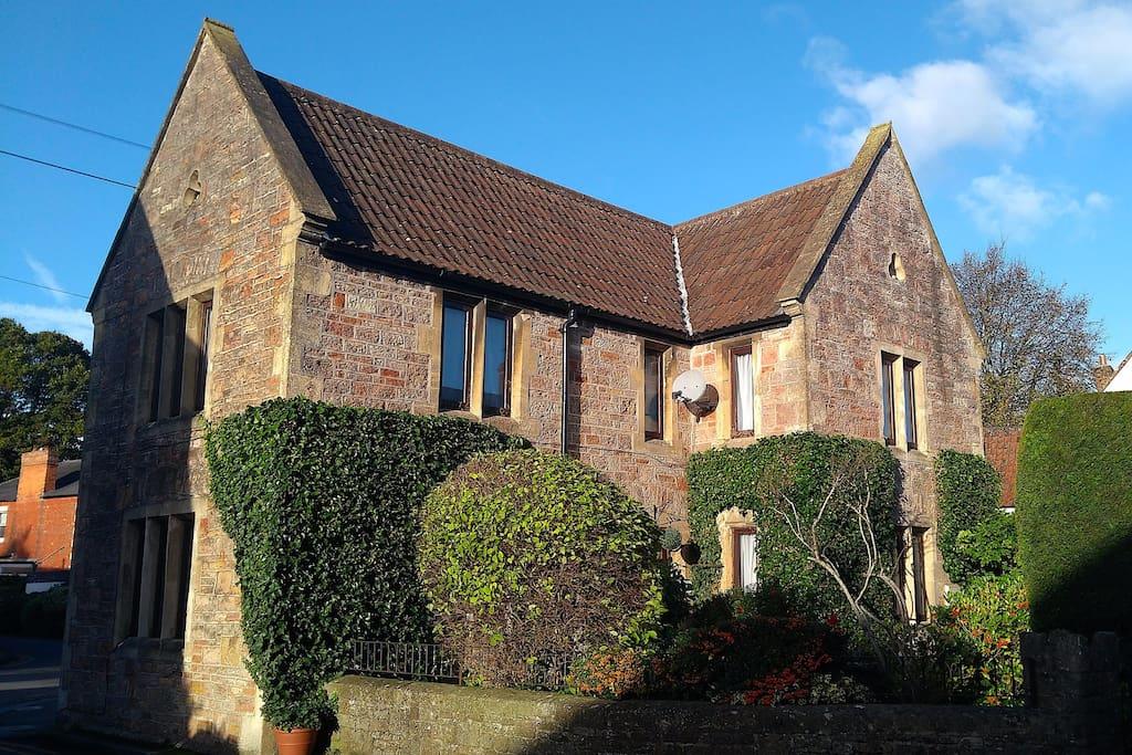La tua casa nella campagna inglese wells centro case for Progettando la tua casa perfetta