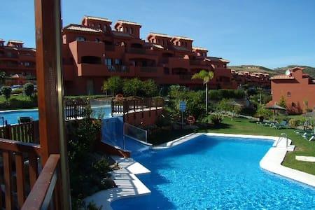 Cozy en suite room with private garden, golf, pool - Buenas Noches - Wohnung