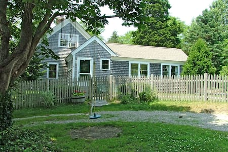 Antique Home with Cape Cod Charm - Weekly Rentals - Orleans