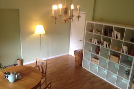 waow quel lumineux studio a Uccle - Uccle - Huoneisto
