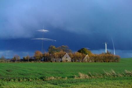 13 km from Aarhus - Galten - Daire