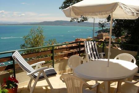 Villa in Tuscany with sea-view - Porto Santo Stefano - 別荘