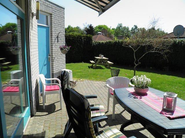 Zevenheuvelenbungalow in Groesbeek - Groesbeek - Casa