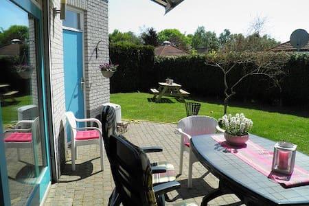 Zevenheuvelenbungalow in Groesbeek - Groesbeek - Haus
