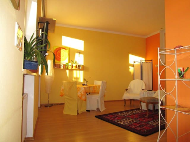 Sunny Apartment near at the City Center - Baden bei Wien - Apartemen