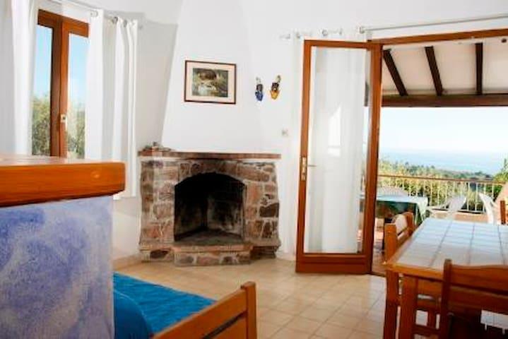 mini villa 4/5pers avec 1 ch - ste lucie de porto vecchio - Ev