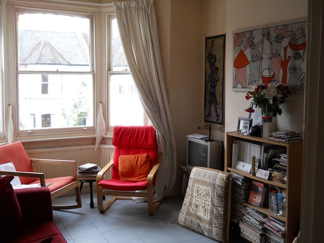 Large Room Leafy W Hampstead NW6