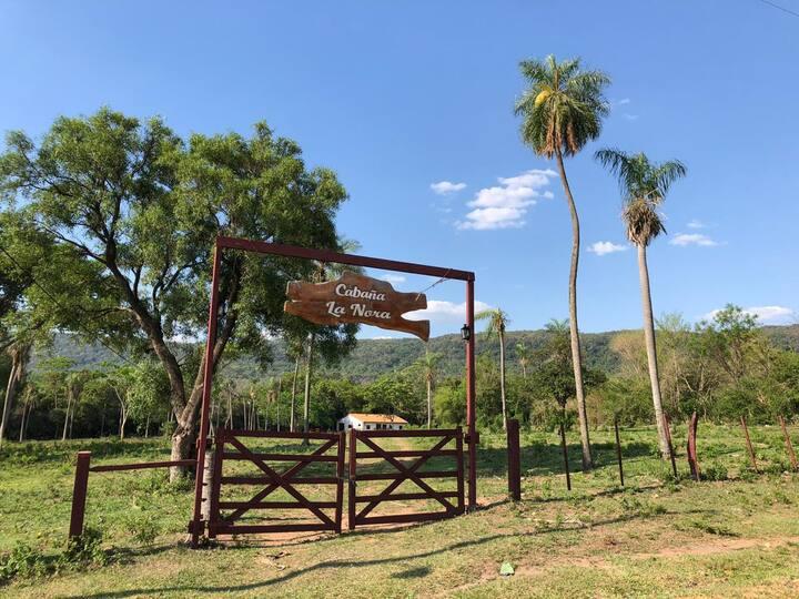 Cabaña la Nora - Paraguari