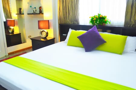 SUITE IN FRONT OF THE AIRPORT - Guayaquil - Apartament