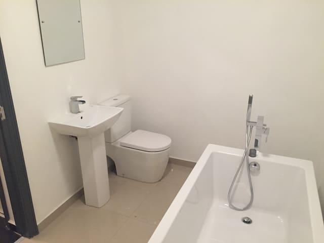 Guildford town centre apartment