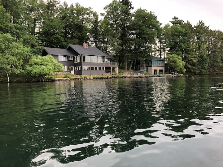 Lakeside serenity: work/play retreat (monthly)
