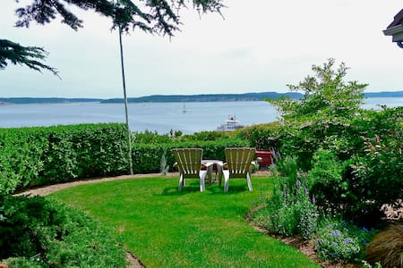 Water View Walkable to Downtown  - Port Townsend - Apartment