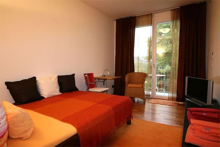 schickes Apartment - Vauban Mitte - Freiburg - Lägenhet
