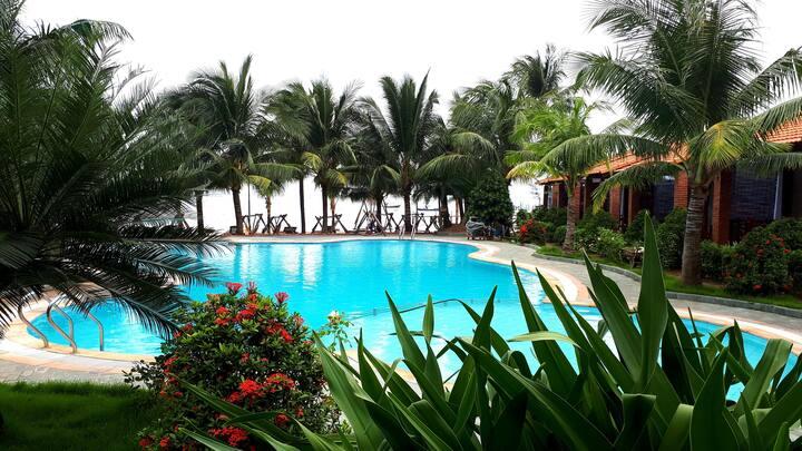 Garden view bungalow Wildland resort Phu Quoc