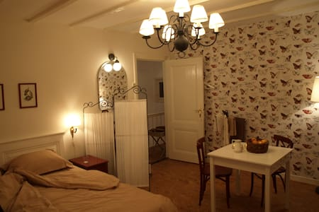 TheHagueMansion City&Beach Room A - Гаага - Гестхаус