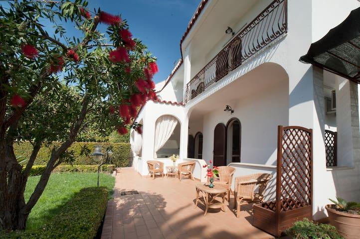 Villa mare Nocera Terinese Calabria