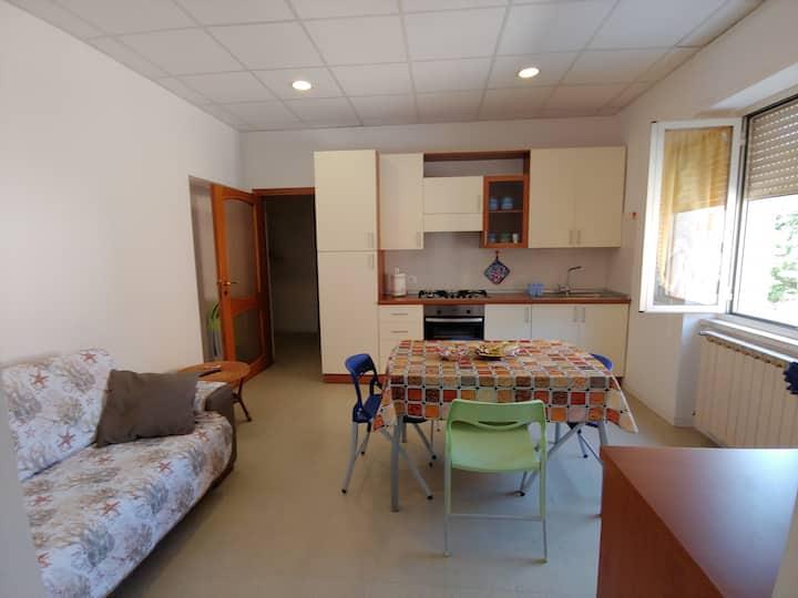 Appartamento spazioso al centro di Teramo