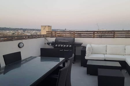 Balzan - Private Penthouse with large terrace