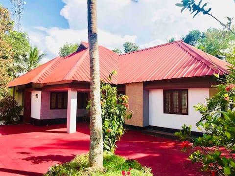 Avalon Grove Heritage 3+1 BHK Villa Thekkady