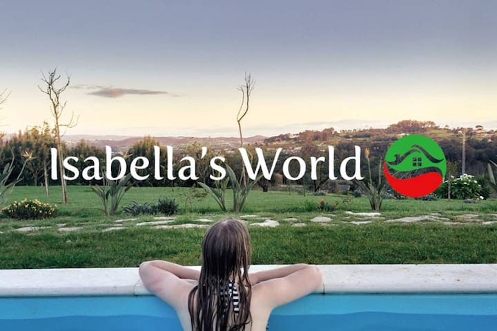 Isabella's WorldApartment A-Laranja