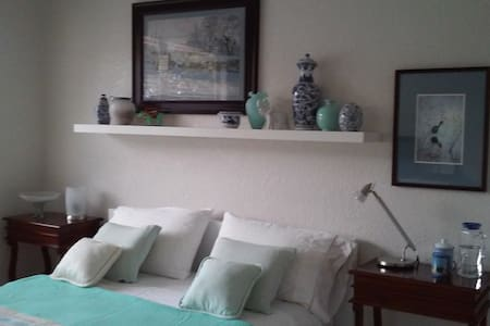 LAUDERDALE 1 BEDROOM & PRIVATE BATH - Fort Lauderdale - Bed & Breakfast