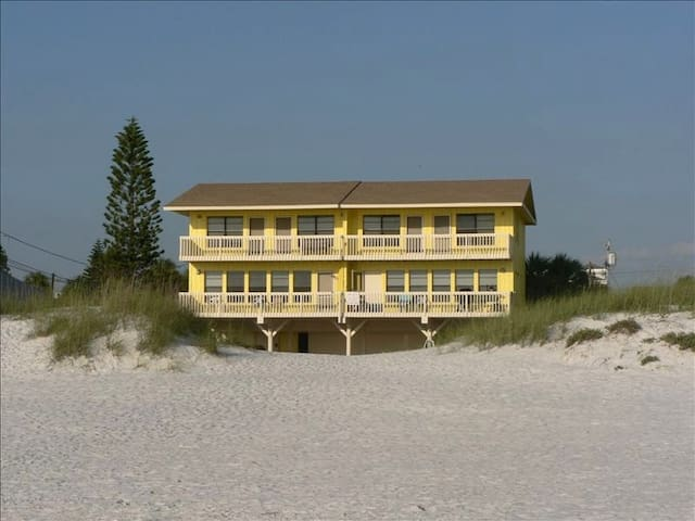 Clearwater Beach Duplex - Clearwater - Townhouse