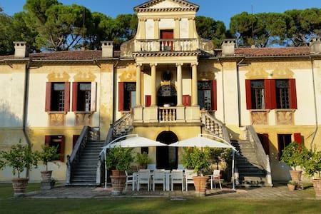 Soggiorno in Villa Veneta - Este