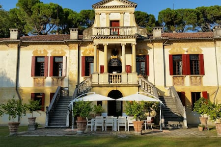 Villa Vigna Contarena Groups - Este - Villa