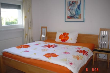 Ferienwohnung im Rheindelta  - Höchst - Appartement