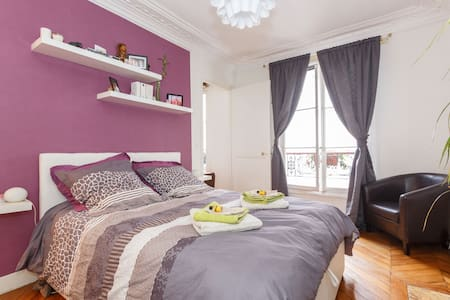 Lovely apartment in Montmartre - Paris