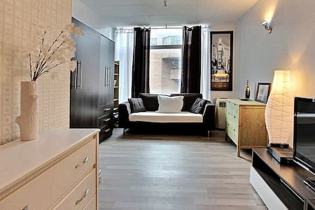 Cozy Loft in Downtown Quebec City - Quebec City - Apartamento
