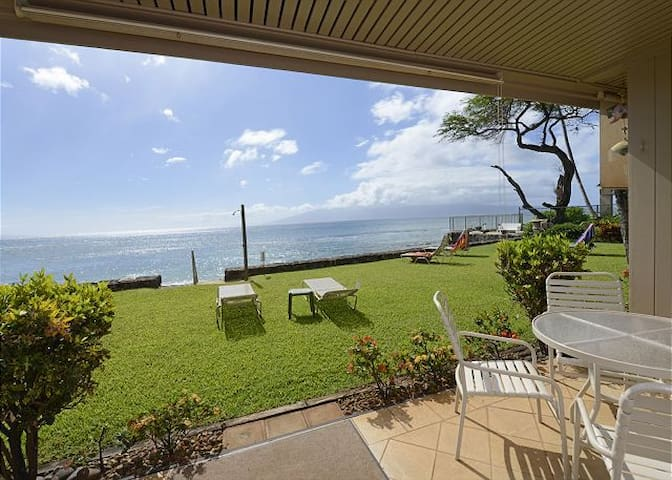The Pikake  Steps to the Ocean - Lahaina - Departamento