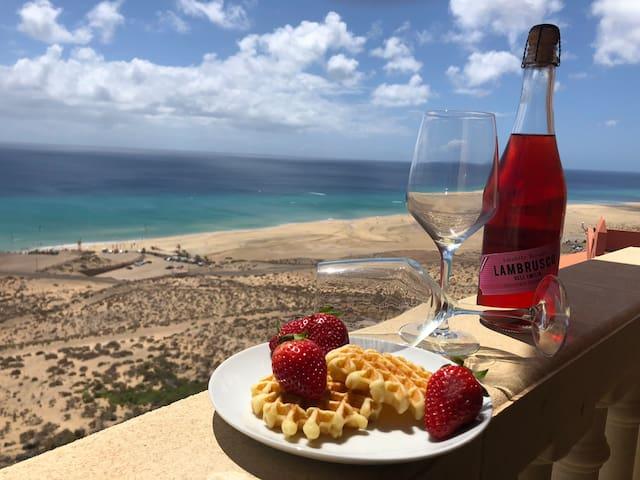Apart. Playa La Barca I7 (Paraiso Vista al mar)